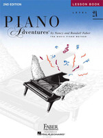 Piano Adventures® Level 2A – Lesson Book – 2nd Edition