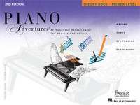 Piano Adventures® Primer Level - Theory Book - 2nd Edition