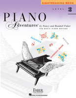 Piano Adventures® Level 3B - Sightreading Book