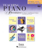 Piano Adventures® Primer Level – Teacher Guide