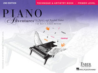 Piano Adventures® Primer Level – Technique & Artistry Book