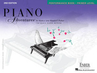 Piano Adventures® Primer Level – Performance Book – 2nd Edition