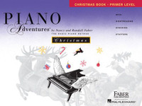 Piano Adventures® Primer Level – Christmas Book
