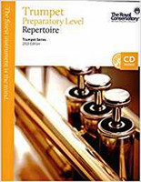 Trumpet Preparatory Level Repertoire, 2013 Edition