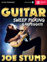 Guitar Sweep Picking & Arpeggios Berklee Press