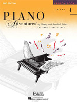 Piano Adventures® Level 4 – Lesson Book – 2nd Edition