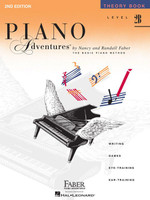 Piano Adventures® Level 2B – Theory Book – 2nd Edition