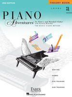 Piano Adventures® Level 3A - Theory Book - 2nd Edition