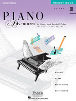 Piano Adventures® Level 3B - Theory Book - 2nd Edition