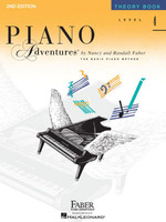 Piano Adventures® Level 4 - Theory Book