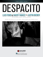 Despacito - Piano/Vocal Sheet Music
