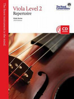 Viola Level 2 Repertoire, Viola Series, 2013 Edition VA2