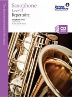 Saxophone Repertoire 3, Saxophone Series, 2014 Edition