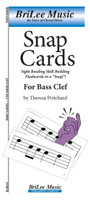 SnapCards for Bass Clef