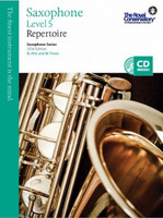 Saxophone Repertoire 5, Saxophone Series, 2014 Edition WS5