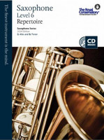 Saxophone Repertoire 6, Saxophone Series, 2014 Edition WS6