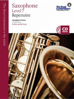 Saxophone Repertoire 7, Saxophone Series, 2014 Edition WS7