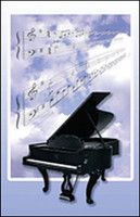 Recital Program #77 - Piano & Clouds - 25 Pkg