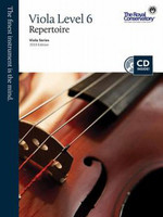 Viola Level 6 Repertoire, Viola Series, 2013 Edition VA6