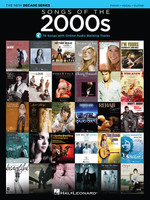 Songs of the 2000s - The New Decade Series with Online Play-Along Backing Tracks