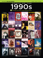 Songs of the 1990s - The New Decade Series with Online Play-Along Backing Tracks