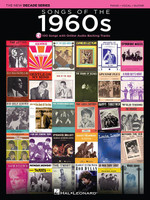 Songs of the 1960s - The New Decade Series with Online Play-Along Backing Tracks