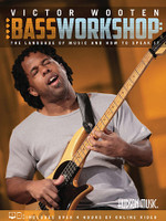 Victor Wooten Bass Workshop - The Language of Music and How to Speak It