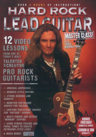 Guitar World: Hard Rock Lead Guitar Master Class! DVD