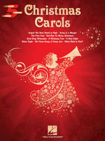 Christmas Carols - Five-Finger Piano Songbook