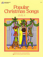 Popular Christmas Songs, Level 4