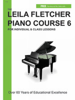 Leila Fletcher Piano Course Book 6