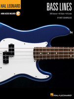 Hal Leonard Bass Method - Bass Lines