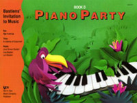 Piano Party - Book D