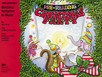 Pre Reading: Christmas Party - Book A