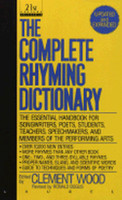 The Complete Rhyming Dictionary (Revised)