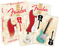 Fender™ Stratocaster™ Playing Cards