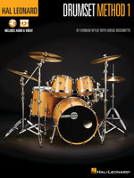 Hal Leonard Drumset Method - Book 1