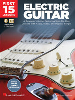 First 15 Lessons – Electric Guitar