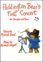 Paddington Bear's First Concert For Narrator & Piano