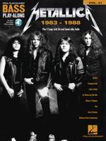 Metallica: 1983-1988 Bass Play-Along