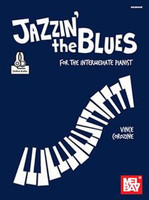 Jazzin' the Blues For The Intermediate Pianist
