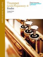 Trumpet Etudes Levels Preparatory-4  2013 Edition BTS1