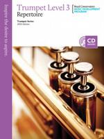 Trumpet Repertoire 3 - 2013 Edition BT3