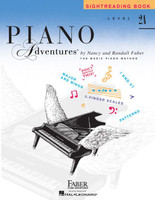 Piano Adventures® Level 2A – Sightreading Book