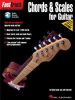 FastTrack Guitar Method – Chords & Scales