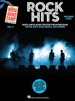 Rock Hits - Rock Band Camp - Volume 4 - Book/2-CD Pack