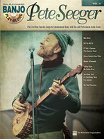 Pete Seeger - Banjo Play-Along Volume 5
