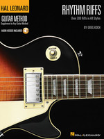 Hal Leonard Guitar Method - Rhythm Riffs