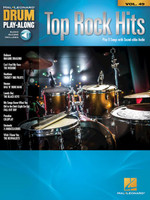 Top Rock Hits - Drum Play-Along