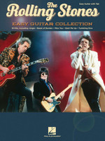 The Rolling Stones – Easy Guitar Collection